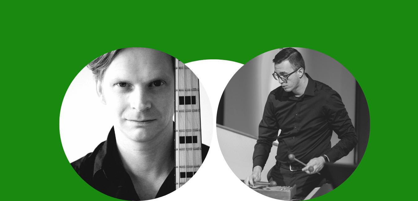 Neue Dozenten: E-Bass und Schlagzeug